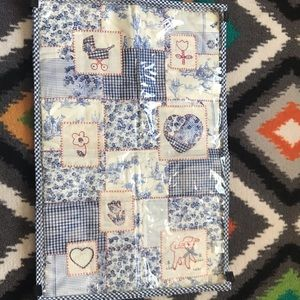 Brighton Diaper Bag Insert Changing Pad NEW! vtg